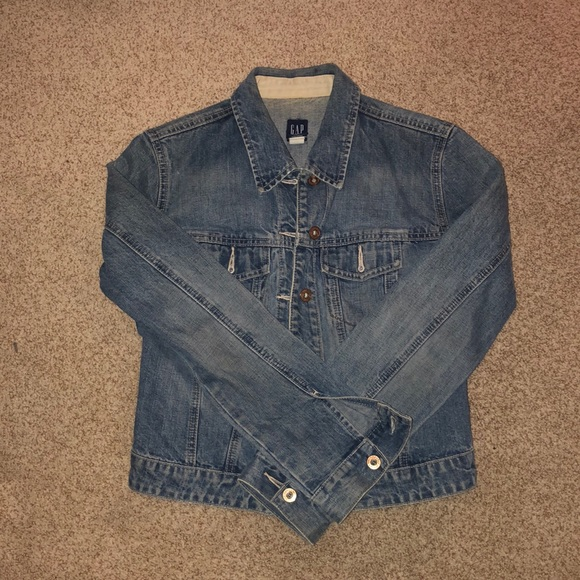 GAP Jackets & Blazers - Women's GAP denim jacket